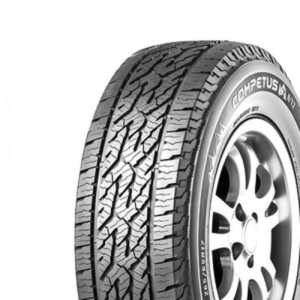 265/70r16 112t Competus A/t 2